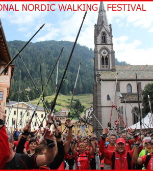 INTERNATIONAL NORDIC WALKING FESTIVAL predazzo fiemme