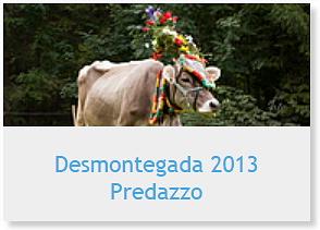 desmontegada 2013 predazzo