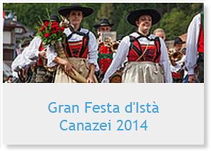 gran festa ista canazei 2014