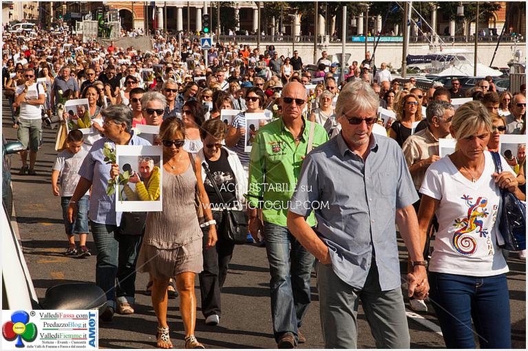 hervè gourdel nice manifestazione Un minuto di silenzio per Hervè Gourdel e per la pace