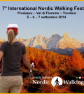 international nordic walking festival predazzo