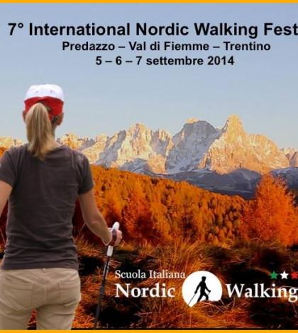 international nordic walking festival predazzo