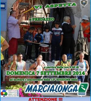 marcialonga running 2014