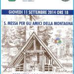 messa 11 settembre valmaggiore 150x150 Predazzo, avvisi della Parrocchia 14/21 settembre