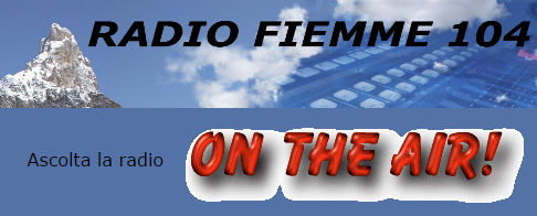 ascolta radio fiemme RADIO