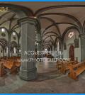 chiesa di predazzo interno