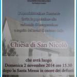 chiesa san nicolo predazzo 150x150 Predazzo, riapre la Chiesa di san Nicolò dopo il restauro   Le foto