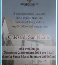 chiesa san nicolo predazzo