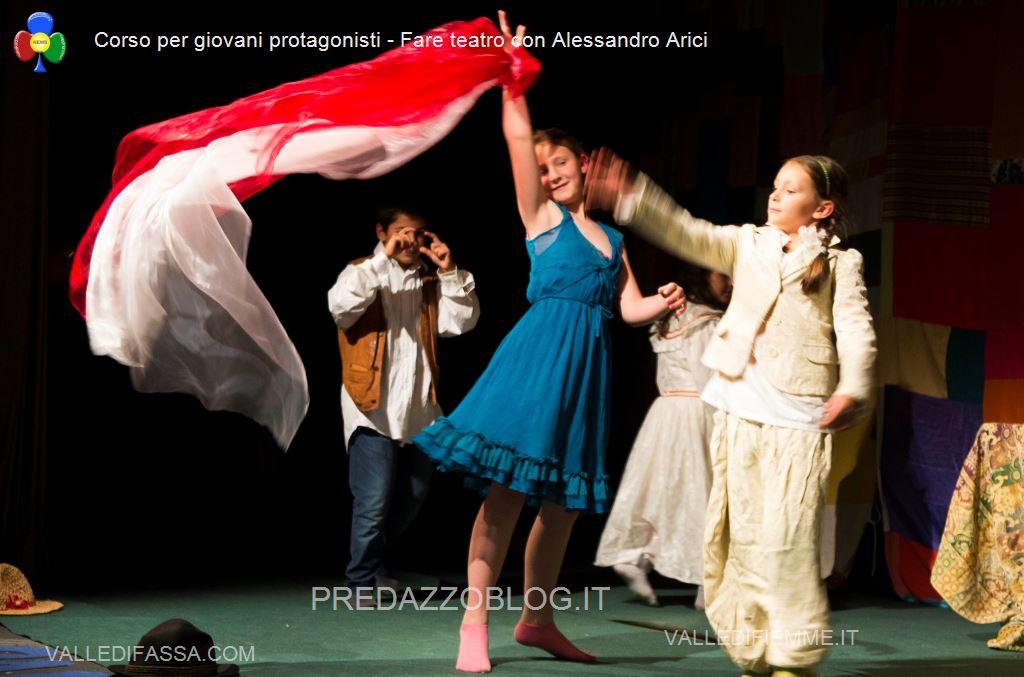 corsi di teatro con arici alessandro predazzo ziano panchia fiemme2 Corso di Teatro per giovani con Alessandro Arici