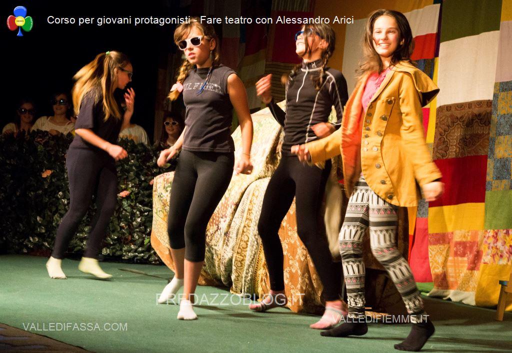 corsi di teatro con arici alessandro predazzo ziano panchia fiemme5 Corso per giovani protagonisti con Alessandro Arici