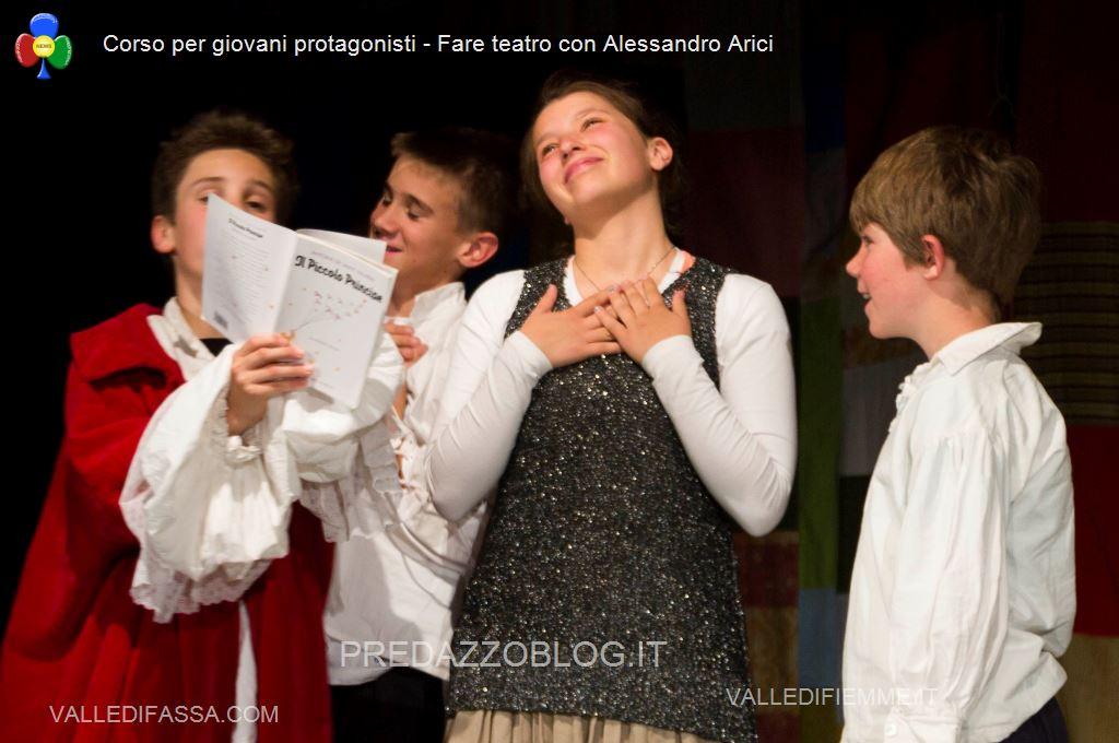 corsi di teatro con arici alessandro predazzo ziano panchia fiemme6 Corso per giovani protagonisti con Alessandro Arici