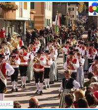 oktoberfest 2014 predazzo la sfilata