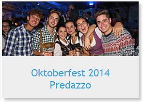 oktoberfest 2014 predazzo