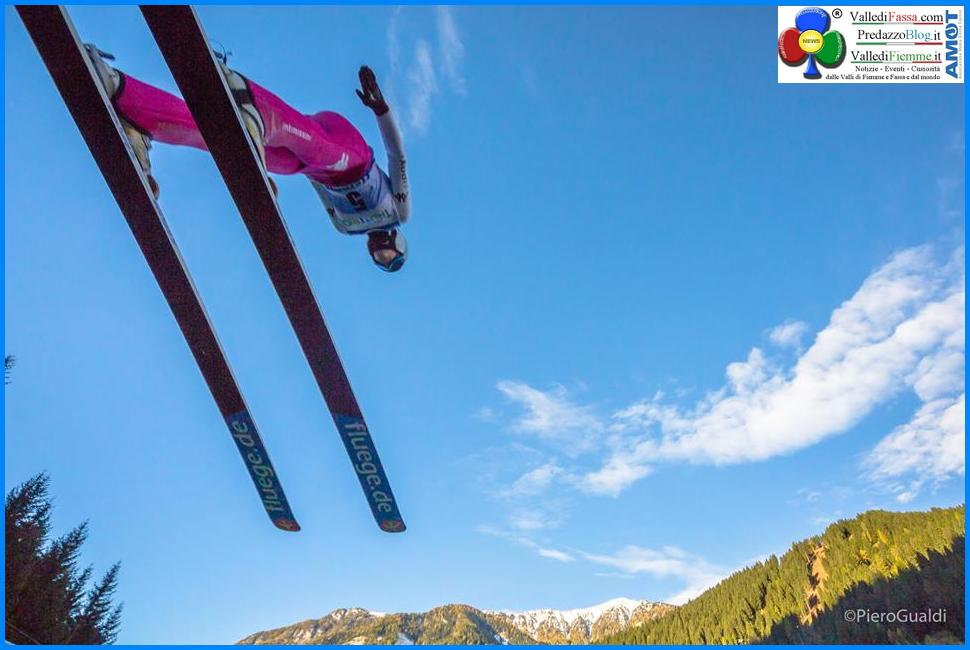 stadio del salto predazzo fiemme campionati italiani 2014 ph gualdi 1 Coppa del Mondo di Combinata Nordica in Val di Fiemme