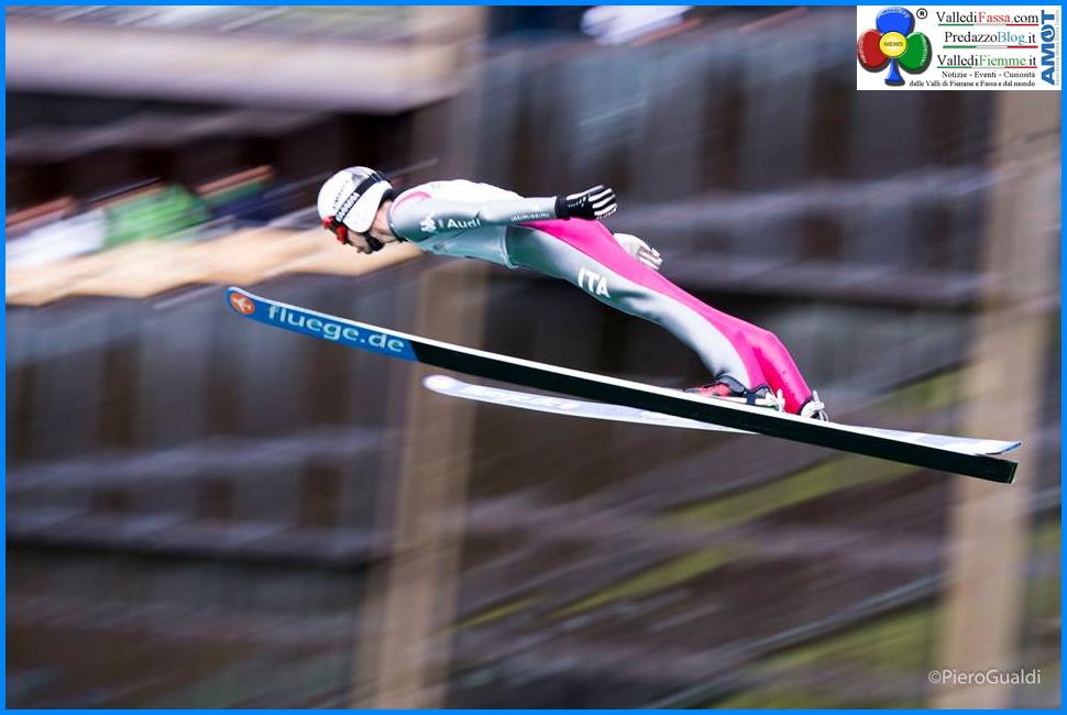 stadio del salto predazzo fiemme campionati italiani 2014 ph gualdi Coppa del Mondo di Combinata Nordica in Val di Fiemme