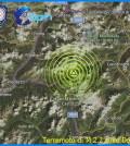 terremoto dolomiti falcade moena