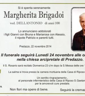 Brigadoi Margherita