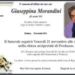 Morandini Giuseppina 150x150 Predazzo, necrologio Renato Morandini