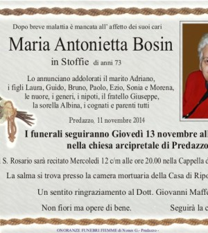 Necro Maria Bosin
