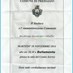avviso comune predazzo per bellamonte 150x150 Predazzo, incontro annuale con lAmministrazione Comunale e la popolazione