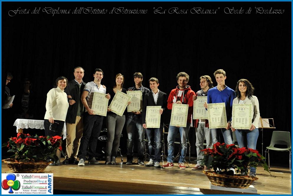 festa del diploma predazzo Predazzo, Festa del Diploma per gli studenti