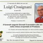 luigi crosignani 150x150 Predazzo, necrologi Oscar Mastellaro e Giacomo Zamana