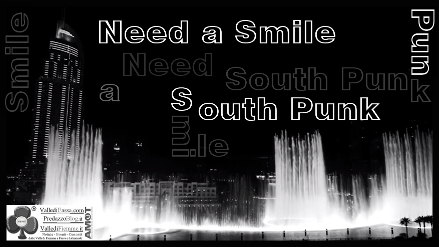 need a smile south punk1 Need a Smile  il nuovo videoclip marchiato South Punk