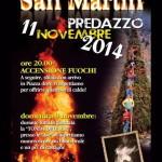 san martin 2014 predazzo 150x150 Fuochi di San Martin 11 novembre 2017 a Predazzo