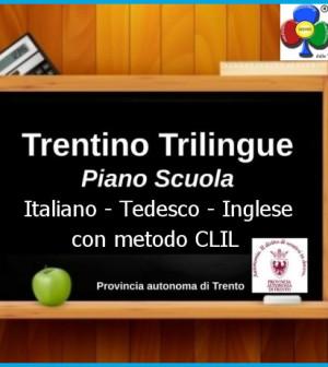 trentino trilingue metodo clil