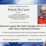 De Cuzzi Patrick 150x150 Necrologi Guido DeFaveri e Lino Bosin