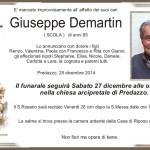 Demartin Giuseppe 150x150 Predazzo necrologi, Giuseppe Dellagiacoma (giochelòn)