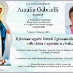 Gabrielli Amalia 150x150 Necrologi, Anna Ferraccioli, Marco Pellegrin, Romano Gabrielli