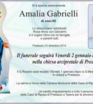 Gabrielli Amalia
