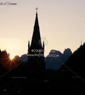 chiesa predazzo alba
