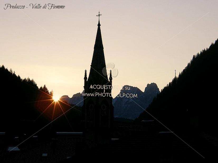 chiesa predazzo alba Predazzo, avvisi della Parrocchia dal 7 al 14 dicembre