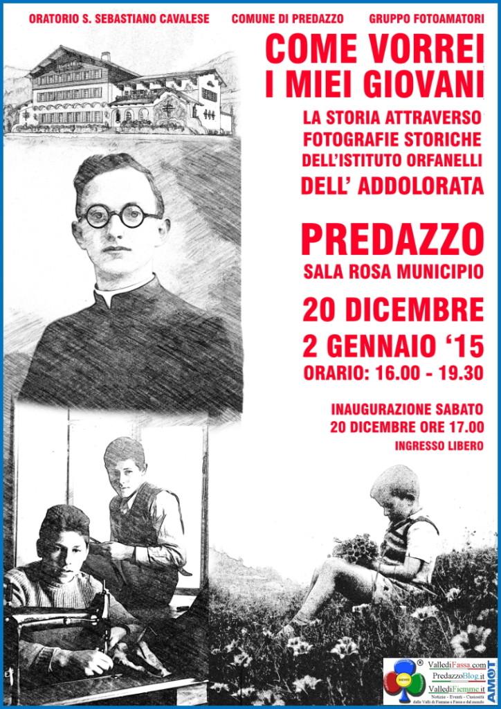 Mostra storica Istituto Orfanelli @ Sala Rosa Municipio | Predazzo | Trentino-Alto Adige | Italia