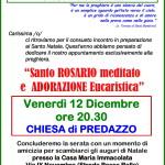 ospitalita tridentina fiemme avvento 150x150 Predazzo, avvisi della Parrocchia dal 2 al 9 dicembre