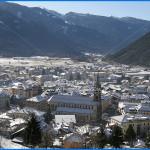 predazzo chiesa e prima neve 150x150 Universiade, Veglia di Natale Ecumenica con il Vescovo a Predazzo