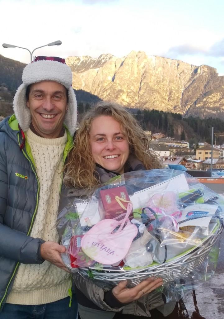 Alex Ursula Cestino per Viviana 720x1024 Parto per Fiemme, la famiglia di Viviana ringrazia!