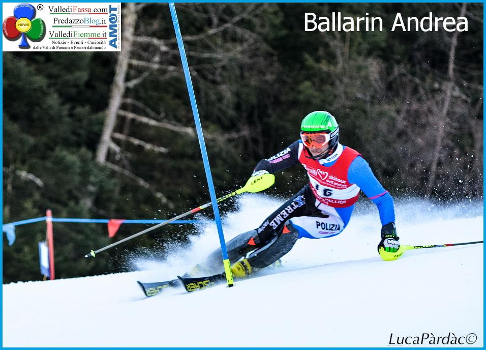 ballarin andrea Sci Alpino, Gran Premio Italia allAlpe Lusia