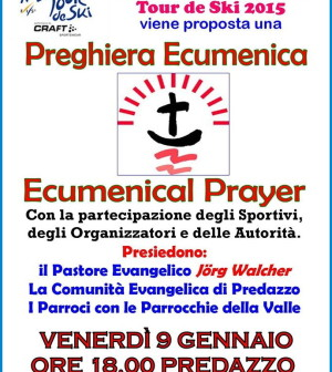ecumenical prajer tour de ski 2015