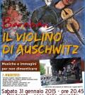 il violino di auschwitz predazzo