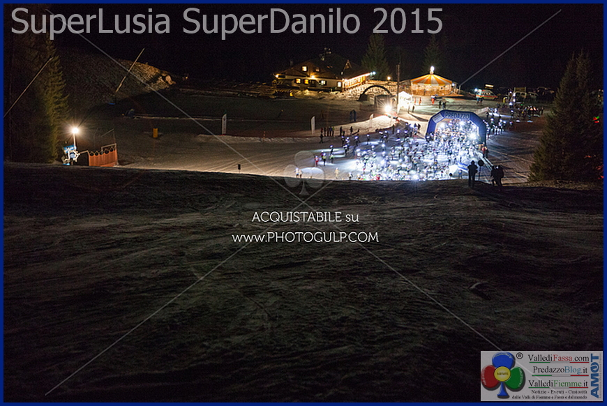 superlusia 2015 la partenza da castelir 1 SuperLusia SuperDanilo 2015 da record   Classifiche e Foto