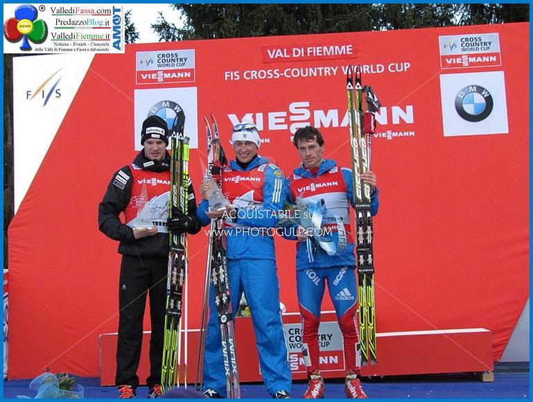tour de ski fiemme podio Tour de Ski 2015 in Valle di Fiemme