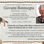 Boninsegna Giovanni 150x150 Necrologi, Filiberto Bombardelli, Romiro Boninsegna