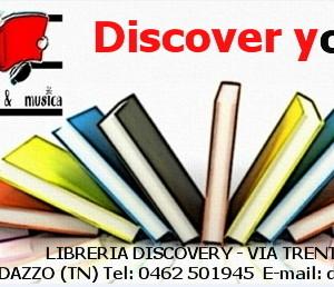 banner libreria discovery predazzo