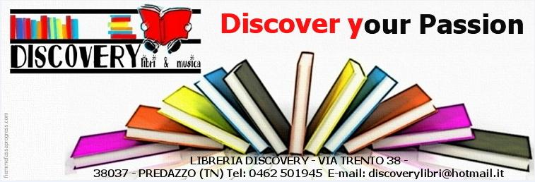 banner libreria discovery predazzo Powerless per M'illumino di meno a Predazzo
