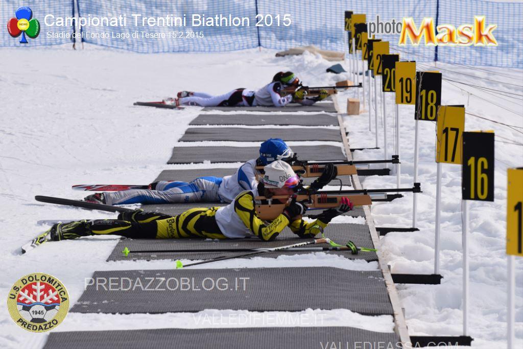 campionati trentini biathlon 2015 lago di tesero fiemme26 Biathlon Coppa Trentino 2017 a Lago di Tesero