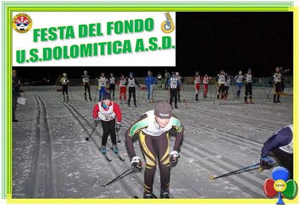 festa del fondo dolomitica predazzo US Dolomitica splendida Festa Sociale del Fondo. Classifiche