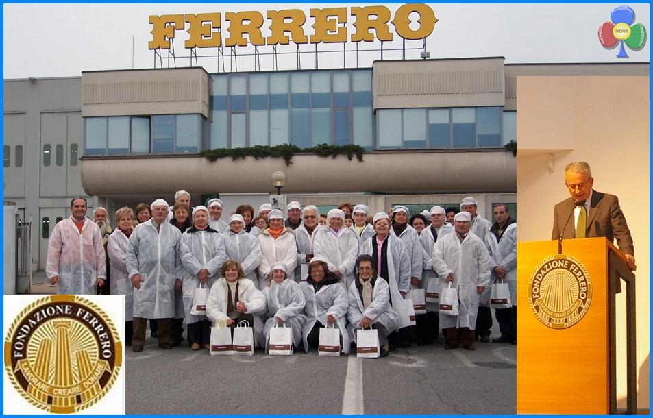 """fondazione ferrero E morto Michele Ferrero: """"Il segreto del successo? La Madonna di Lourdes"""""""